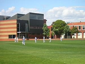 Caulfield Grammar School cover