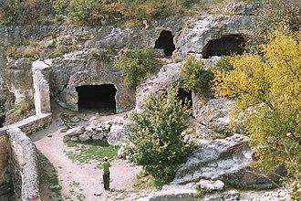 Chufut-Kale - Çufut Qale cave city