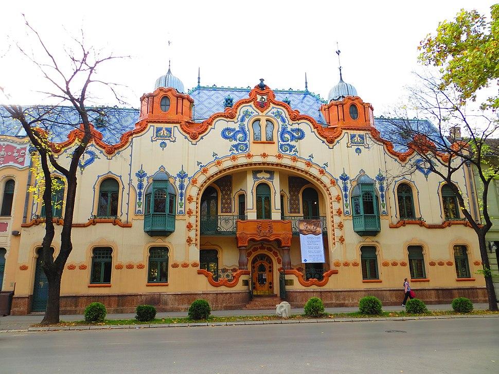 Centar I, Subotica, Serbia - panoramio (3)
