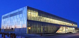 Centennial College - Ashtonbee Campus Library Building