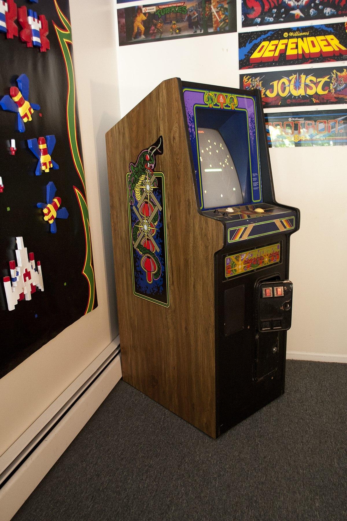 File Centipede Cabaret Arcade Game Jpg Wikimedia Commons
