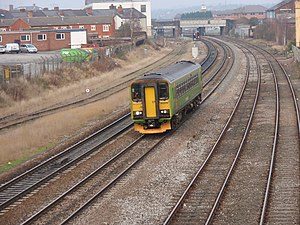 Central train service to Crewe - geograph.org.uk - 1097783