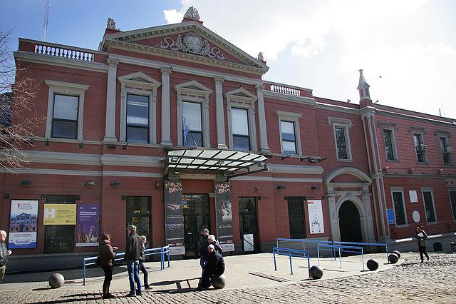 Centro cultural Recoleta. Buenos Aires