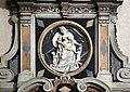 Cerchia di gianlorenzo bernini, monumenti funebri di personaggi della famiglia Rospigliosi, 1669, 03 carità.jpg