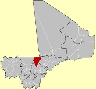 Niono Cercle Cercle in Ségou Region, Mali