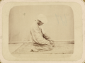 Ceremonies Performed by Muslims during Prayer. Prayer End WDL10793.png