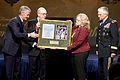 Ceremony inducting Robert J. Miller into Pentagon Hall of Heroes 2010-10-07 4.JPG
