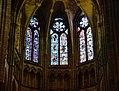 Châlons-en-Champagne Cathédrale St. Étienne Innen Chorfenster.jpg