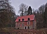 Château de Trois-Fontaines on a cloudy evening (Auderghem, Belgium, DSCF2586-hdr).jpg