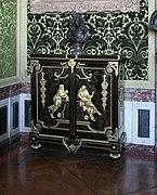 Château de Versailles, salon de l'abondance, médailler
