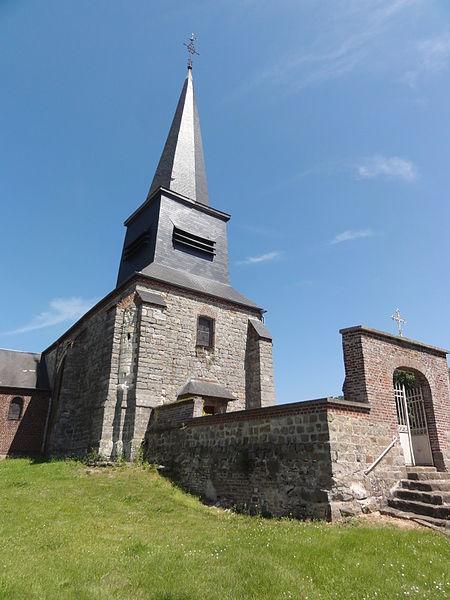 Châtillon-lès-Sons (Aisne) église