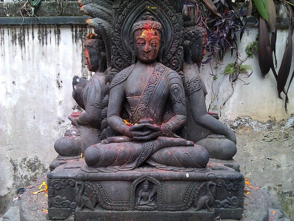 Chaitya at Bakunani