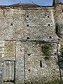 Challain - Manoir de la Cour des Aulnays - Vestiges pont-levis.jpg