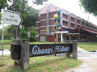 Changi Planning Area in East Region ----, Singapore