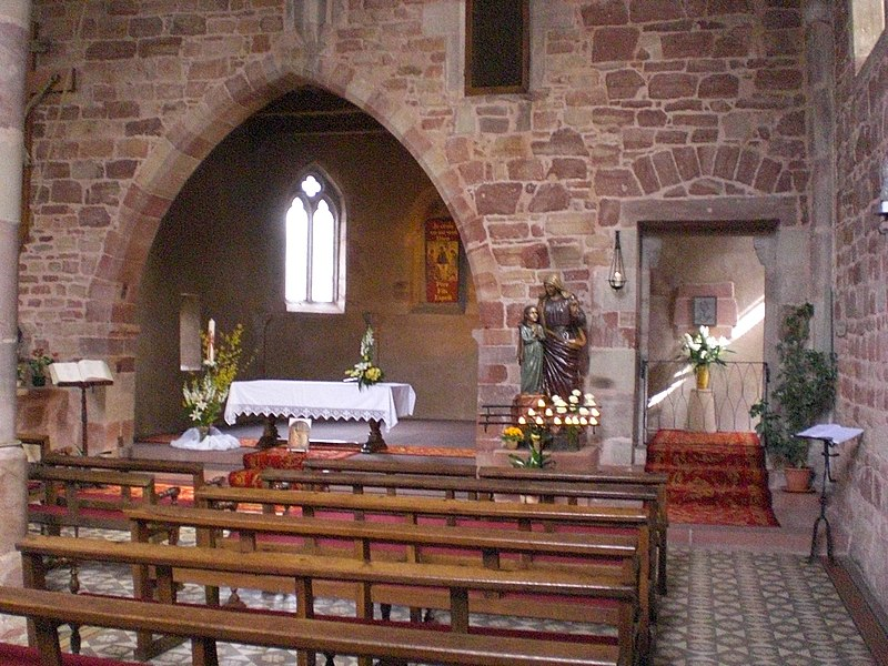 Kapelle zum Hl. Kreuz, Forbach
