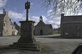 calvaire de la chapelle Saint-Yves de Plésidy