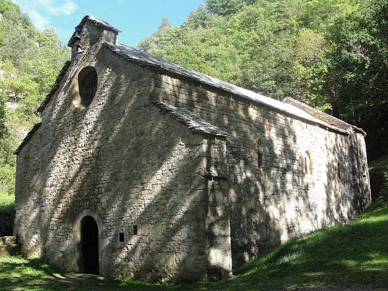 Chapelle Saint-Frézal de La Canourgue