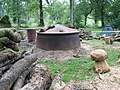 Charcoal Burner's Camp - geograph.org.uk - 544724.jpg