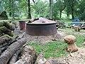 Charcoal Burner's Camp - geograph.org.uk - 544724.jpg