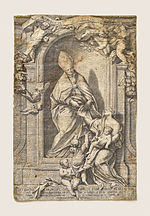Charity of St Thomas of Villanova - Melchiorre Caffa.jpg