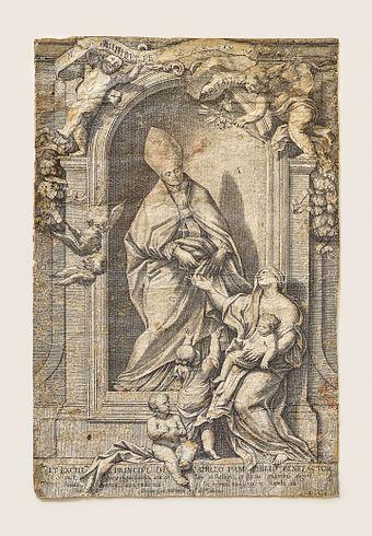 Charity of St Thomas of Villanova - Melchiorre Caffa.jpg