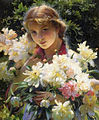 Charles Courtney Curran (1915) Peonies.jpg