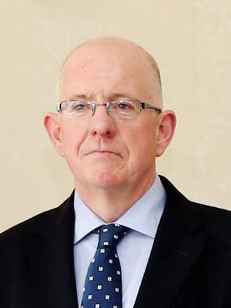 Minister for Justice and Equality - Image: Charlie Flanagan 2014