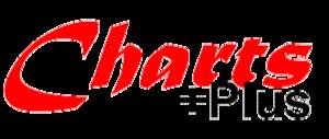 UKChartsPlus - Old ChartsPlus logo (2001-2010)