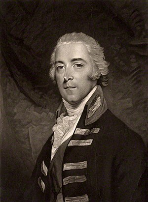 John Pitt, 2nd Earl of Chatham - John Pitt, 2nd Earl of Chatham   after John Hoppner, 1799