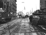 Checkpoint Charlie 1961-10-27