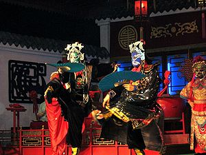 Sichuanese opera - Sichuanese opera