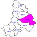 Cheongsong map-budong-myeon.png