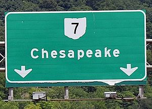 Chesapeake, Ohio - Chesapeake, Ohio