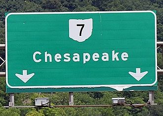 Chesapeake, Ohio - Chesapeake, Ohio