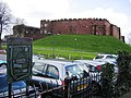 Chester Castle from the City Walls - geograph.org.uk - 368948.jpg