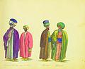 Chevalier Auguste de Henikstein - Seineur turc avec son esclave. Imam. Ulema.jpg