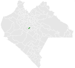 Municipality of Chiapilla in Chiapas