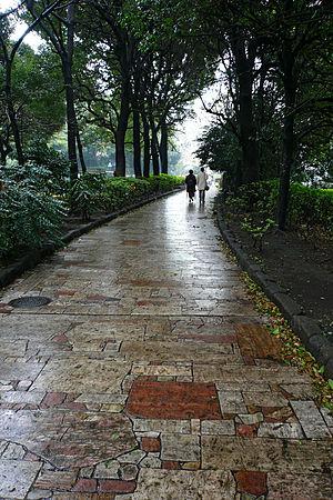Kudanminami - Chidorigafuchi Moat Path