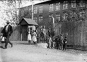 Child workers in Huntsville, Alabama