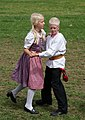 Children dancing at the Marché-Concours.JPG