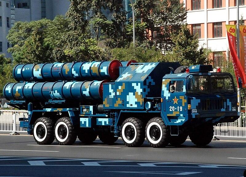 Chinese HQ-9 launcher.jpg