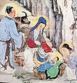Chinese painting of birth of Christ.jpg