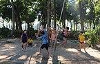 Chinlone Kandawgyi park.jpg