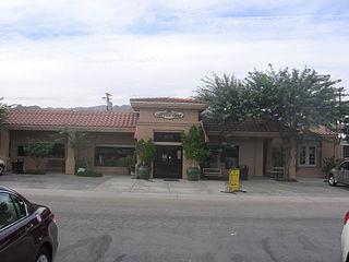 Chiriaco Summit, California Unincorporated community in California, United States