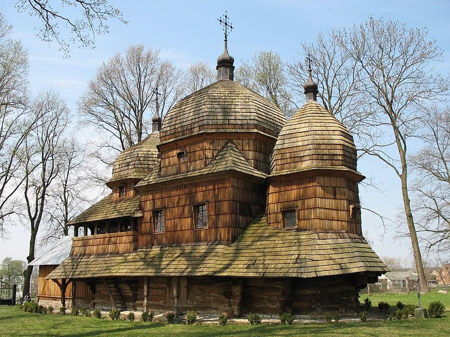 Mother of God Church, Chotyniec