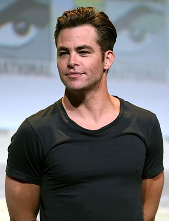 Chris Pine - Pine at the 2016 San Diego Comic-Con