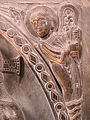 Christ in Majesty surrounded by the Tetramorph in the Basilique Saint-Sernin-IMG 1845.JPG