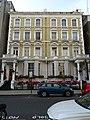 Christine Granville plaque location - 1 Lexham Gardens, Kensington, London, W8 5JL.jpg