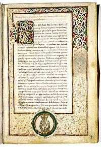 Cicero; De finibus bonorum et malorum Wellcome L0022191.jpg