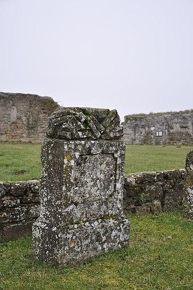 Cimetière, Mousson, Lorraine, France